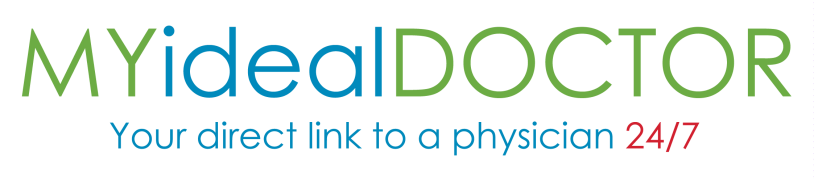 MyidealDOCTOR - Connect with a telehealth provider